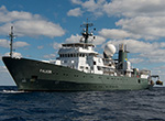 Scientists set sail aboard the Schmidt Ocean Institute's R/V Falkor to map a significant portion of PMNM's largely uncharted seafloor.