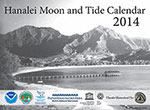 2014 Hanalei Moon and Tide Calendar