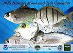 2015 Hanalei Moon and Tide Calendar