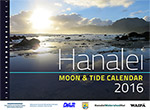 2016 Hanalei Moon and Tide Calendar
