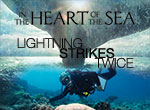 """Lightning Strikes Twice"" and ""In the Heart of the Sea."""