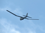 UAS in flight.
