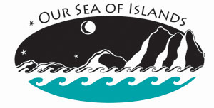 Our Sea of Islands logo