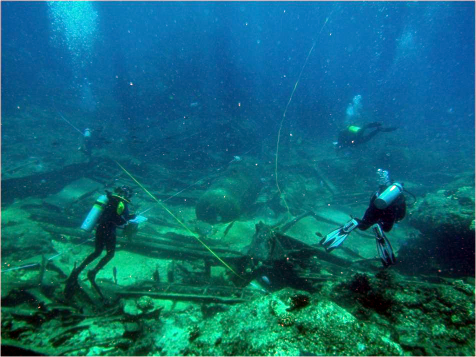 a research on the examination and exploration of sunken vessels Swedish grant recipient to study sunken ship's battlefield  ship of her kind  11,000 scientific research, conservation and exploration projects and supports .